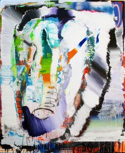 Allan Villavicencio, 'Ripped spaces II', 2018