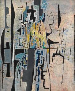 Caziel, 'Composition X/1965', 1965
