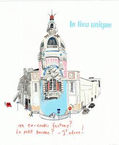 Konstantin Kakanias, 'Le Petit Paris', 2013