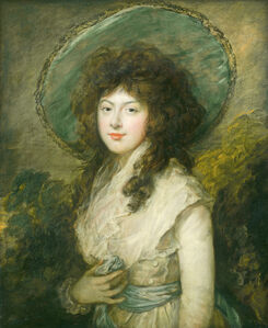 Thomas Gainsborough, 'Miss Catherine Tatton', 1786