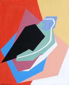 Robert Gustave Mouzillat, 'Untitled', 1986