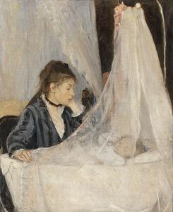 Berthe Morisot, 'Le Berceau (The Cradle)', 1872