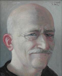 Volker Stelzmann, 'Kleines Selbstbildnis (Small Selfportrait)', 2016