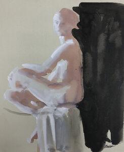 Teresa Baksa, 'Woman Wearing a Kerchief', 2001