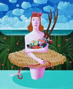 Knakorn Kachacheewa, 'Ballet- Girl', 2019