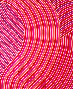 Jennifer Woolcock- Schwartz, 'Pink Clash', 2017