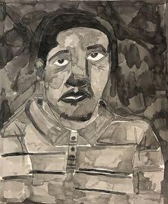 Robert Latchman, 'Self Portrait', 2015