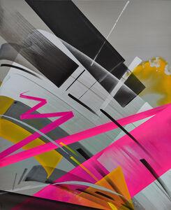 MAD C (Claudia Walde), 'Liquid Chrome', 2018