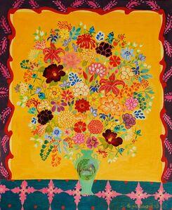 Hepzibah Swinford, 'Peonies', 2013