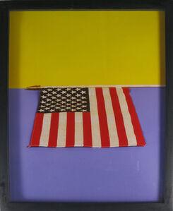 Neil Winokur, 'Flag', 1988
