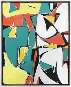 Beatrice Mandelman, 'Rendevous 3 (Jazz 2)', Date unknown