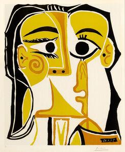 Pablo Picasso, 'Tête de Femme (Head of a Woman)', 1962