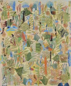 Philip Taaffe, 'Nymphaeum', 2013