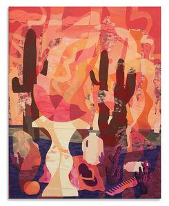 Trina Turturici, 'Heatwave Delirium', 2016
