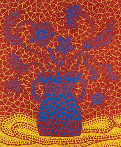 Yayoi Kusama, 'Flowers 1', 1999