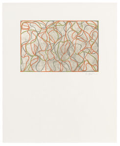 Brice Marden, 'Distant Muses', 2000