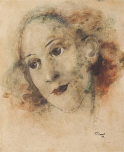 Jorge Barradas, 'Untitled'