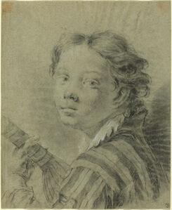 Giovanni Battista Piazzetta, 'A Boy with a Lute', ca. 1740