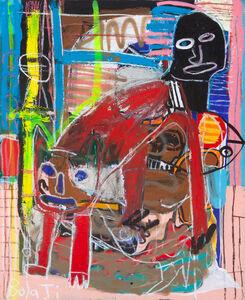 Adébayo Bolaji, 'Cat Chase', 2018