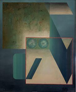 Manuel Felguérez Barra, 'Untitled', 1982