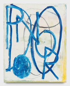 Walter Swennen, 'DOORN', 2017