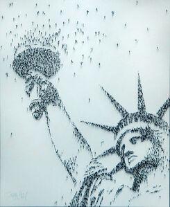 Craig Alan, 'Populus: E Pluribus Unum (Liberty)'