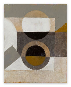 Jeremy Annear, 'Ideas Series (Eclipse IV) (Abstract painting)', 2020