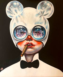 Afarin Sajedi, 'The Chinese Year', 2020