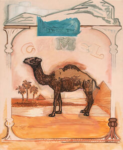 Larry Rivers, 'Beyond Camel', 1980