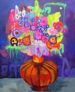 Kilmany-Jo Liversage, 'FLOWHER620()', 2020
