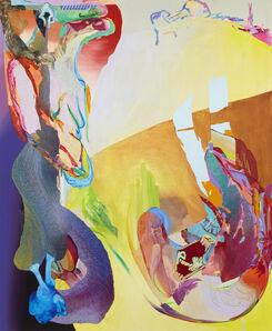 Ilana Savdie, 'Striking Non-Mammalien', 2020