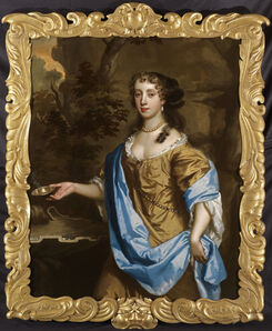 Peter Lely, 'An Unknown Noblewoman', ca. 1665