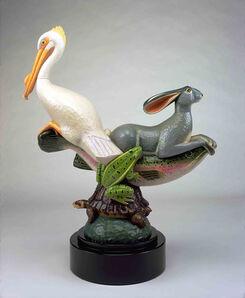 David Everett, 'Longboat', 2004