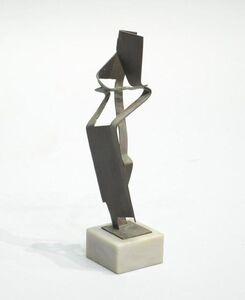 Enio Iommi, 'Planos espaciales', 1976