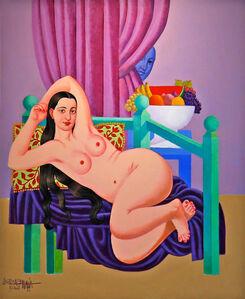 Faisel Laibi Sahi, 'Untitled 6', 2017