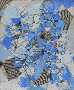 Natalia Dumitresco, 'Composition abstraite', 1952