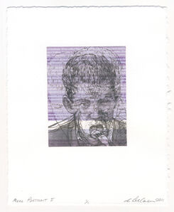 Andrew DeCaen, 'Meal Portrait I', 2011