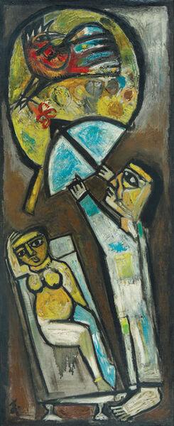 Badri Narayan, 'Untitled', late 1950s