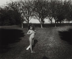 Sally Mann, 'Modest Child #2', 1990