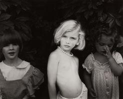 Sally Mann, 'Jessie at 5', 1987