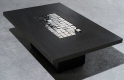 72 carrés mirroir (table)