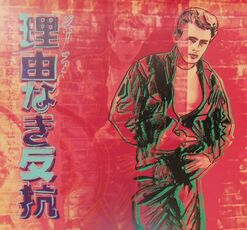 Rebel Without a Cause (James Dean) (FS II.355)