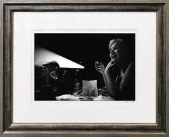 "Elliott Erwitt, 'MARILYN MONROE DURING THE FILMING OF ""THE MISFITS"" RENO NEVADA, 1960', 1960"