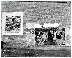 Walker Evans, 'Minstrel Show, Alabama', 1936