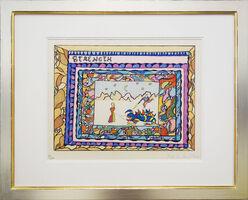 Niki de Saint Phalle, 'Tarot - Strenght Card', 1988