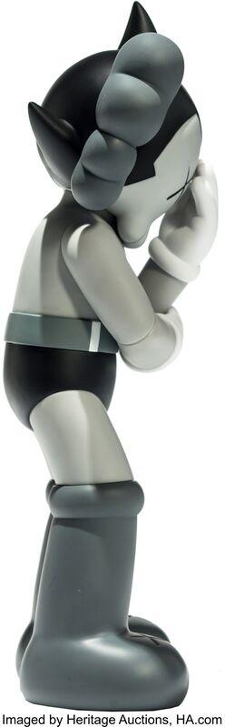 KAWS, 'Astro Boy (Grey)', 2012, Sculpture, Painted cast vinyl, Heritage Auctions
