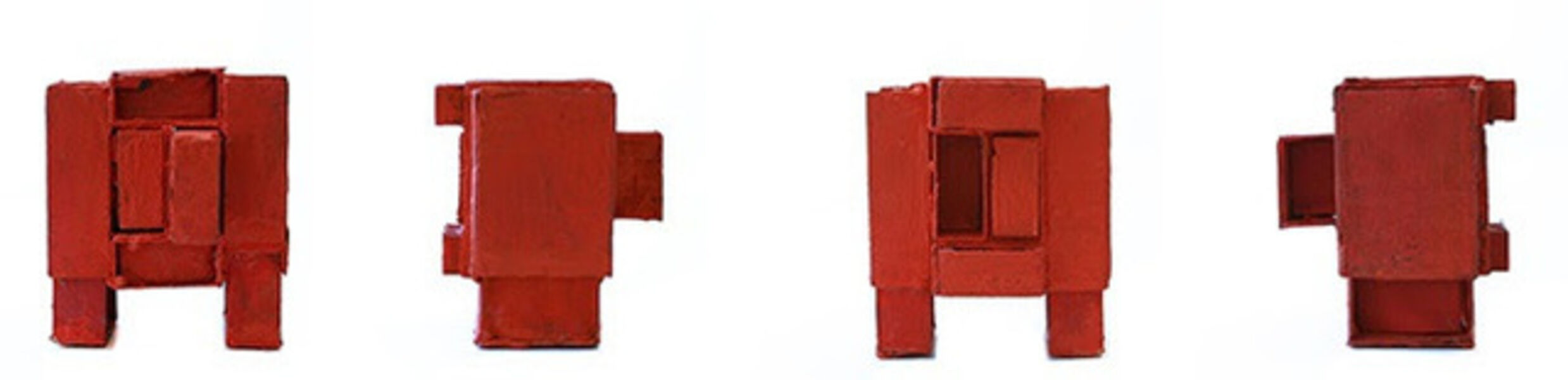 Lygia Clark, 'Estruturas de caixas de fósforos', 1964