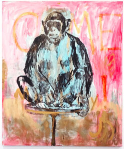 Anne-Louise Ewen, 'Come on Monkey'