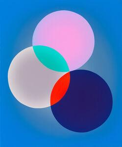 Seo (b.1977), 'Die Neue Ordnung der Zeit/ The New Order of Time (in circles)', 2019