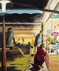 Neo Rauch, 'Gold', 2003